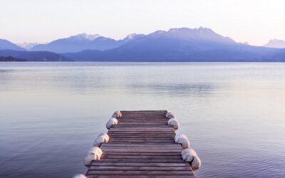 Située à Annecy, l'agence Amaïa allie position stratégique et cadre de vie idyllique