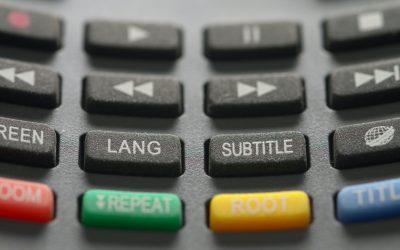 Logiciels de sous-titrage automatique : mode d'emploi